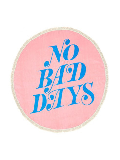 Пляжное полотенце - плед No Bad Days ban.do