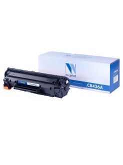 Картридж NVP совместимый NV-CB436A (HP 36A) для LaserJet M1120 mfp/M1522 MFP/P1504/P1505/P1506 NV Print