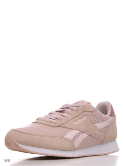 Кроссовки ROYAL CL JOG BUFF/PALE PINK/ROSE/ Reebok