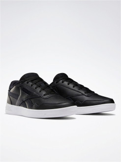 Кроссовки ROYAL TECHQU BLACK/WHITE Reebok