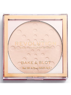 Пудра  BAKE & BLOT  Lace Revolution Makeup