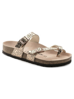 Биркенштоки Mayari BF Metallic Stones Copper Regular BIRKENSTOCK