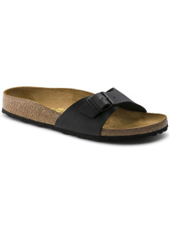 Биркенштоки Madrid BF Schwarz Regular BIRKENSTOCK