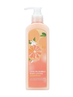 Лосьон для тела Love Me Bubble Body Lotion Grapefruits NATURE REPUBLIC