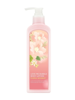 Лосьон для тела Love Me Bubble Body Lotion Floral Bouquet NATURE REPUBLIC
