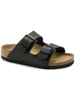 Биркенштоки Arizona Kids BF Black Regular BIRKENSTOCK