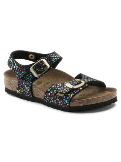 Сандалии Rio Kids MF Oriental Mosaic Black Regular BIRKENSTOCK