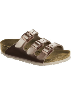 Биркенштоки Florida Kids BF Electric Metallic Copper Narrow BIRKENSTOCK