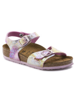 Сандалии Rio Kids MF Water Color Multi Regular BIRKENSTOCK