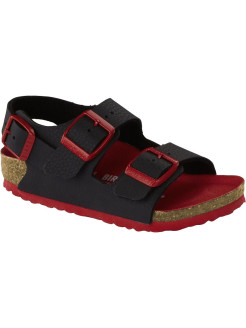 Сандалии Milano Kids BF Desert Soil Black Regular BIRKENSTOCK
