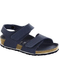 Сандалии Palu Kids MF Hexagon Tech Blue Regular BIRKENSTOCK