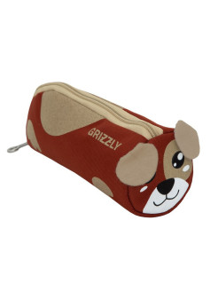 Pencil case Grizzly