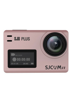 Экшн-камера SJCAM SJ8 Plus standart pack (rose) Sjcam