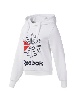 Худи CL FL BIG LOGO HOOD WHITE Reebok