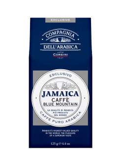 Кофе мол. CDA Puro Arabica Jamaica Blue Mountain (125г) к/п Compagnia Dell'Arabica