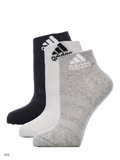 Носки LIGHT ANK 3PP adidas
