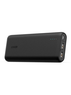 Внешний аккумулятор Anker PowerCore External Battery 15600mAh Black in offline for EU ANKER