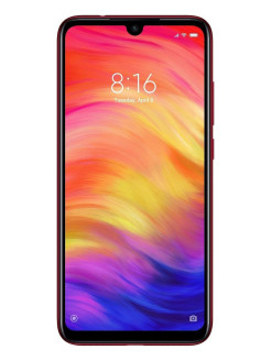 Смартфон Redmi Note 7 4/64GB: 6.3'' 1080x2340 IPS/Snapdragon 660/4Gb/64Gb 48Mp+5Mp/13Mp 4000mAh Xiaomi