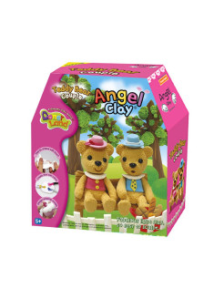 Мягкий пластилин Ангельская глина Teddy Bear AngelClay