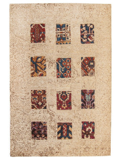 Room mat, textile Cleopatra for trading and international marketing