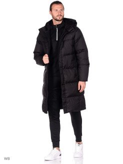 Пальто Long Oversized Down Coat PUMA