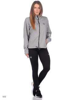 Толстовка BMW MMS Wmn Sweat Jacket PUMA