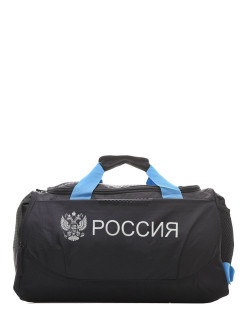 Сумка T-3 Black/Blue Athletic pro.
