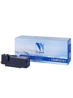 Картридж NVP совместимый NV-106R02761 Magenta для Phaser 6020/6022/ / WorkCentre 6025 NV Print