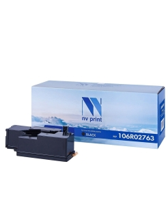 Картридж NVP совместимый NV-106R02763 Black для Phaser 6020/6022/ / WorkCentre 6025 NV Print