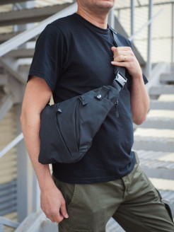 Сумка sling bag STALKER military style