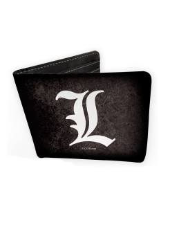 Кошелек ABYstyle: DEATH NOTE: L symbol ABYBAG165 ABYstyle
