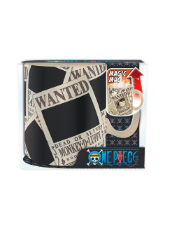 Кружка ABYstyle: ONE PIECE: Wanted (HC) ABYMUG405 ABYstyle