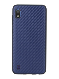 G-Case Carbon Cover for Samsung Galaxy A10 SM-A105F, Navy Blue G-Case