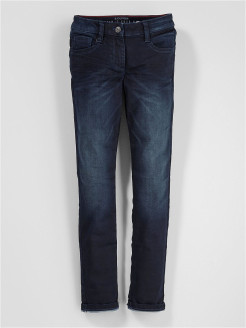 Jeans, boiled effect, narrowed S.OLIVER