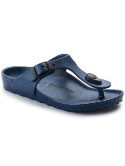 Пантолеты Gizeh Kids EVA Navy Narrow BIRKENSTOCK