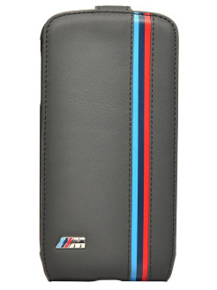 Чехол BMW для Samsung Galaxy S4 M-Collection Flip Perforated BMW