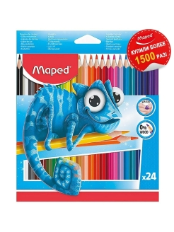 Pencil Maped