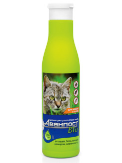 Flea and tick remedy, shampoo VEDA