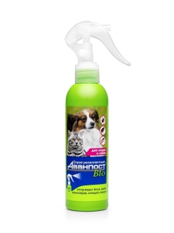 Flea and tick remedy, spray VEDA