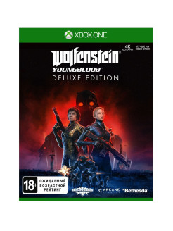 Wolfenstein: Youngblood. Deluxe Edition [Xbox One, русская версия] Bethesda Softworks