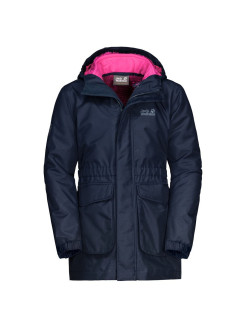 Куртка ICE CAVE 3IN1 JACKET GIRLS Jack Wolfskin