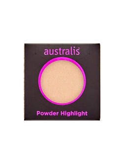 Хайлайтер. РЕФИЛ. Powder Highlight - Peach Dreams Australis Cosmetics