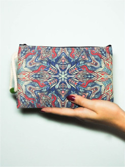"Cosmetic bag ""East thin business"" XTime"