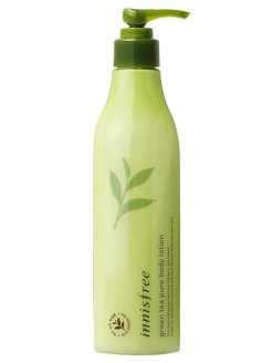 Лосьон для тела Green Tea Pure Body Lotion 300ml Innisfree