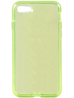 Чехол AndMesh для iPhone 7/8 Plain Lime yellow AndMesh