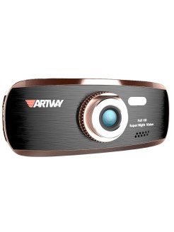 Видеорегистратор FullHD AV-390 Super Night Vision Artway