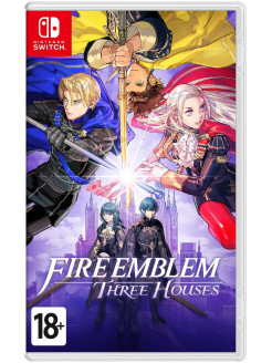 Игра Switch на картридже Fire Emblem: Three Houses NINTENDO