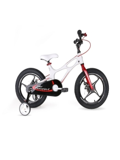 "Two-wheeled bicycle, mechanical disk, urban, non-year, 18"" Royal Baby"