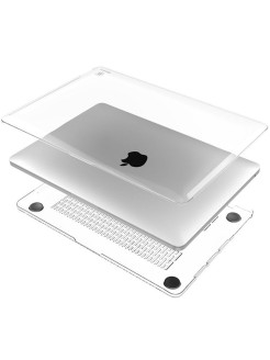 "Чехол-накладка Apple MacBook Pro 15"" Baseus Air Transparent BASEUS"