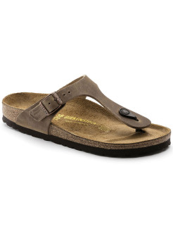 Пантолеты Gizeh FL Tabacco Brown Regular BIRKENSTOCK